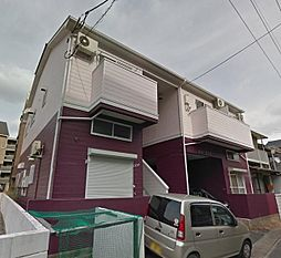 MHハウス2[1階]の外観