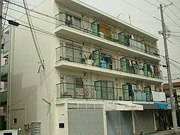 兵庫県西宮市高松町の賃貸マンションの外観