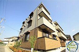 兵庫県明石市田町2丁目の賃貸アパートの外観
