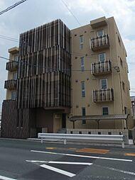 静岡県浜松市東区有玉南町の賃貸マンションの外観