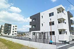 プレステージ福津B[1階]の外観