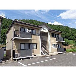 Maison des bois A・B[2階]の外観