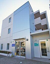 宮城県仙台市青葉区米ケ袋2の賃貸マンションの外観