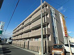 静岡県静岡市葵区古庄4丁目の賃貸マンションの外観