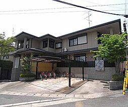京都府京都市北区西賀茂井ノ口町の賃貸マンションの外観
