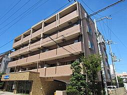 大阪府堺市西区鳳東町1丁の賃貸マンションの外観