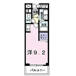 ファウンダー オブ ティー[0303号室]の間取り