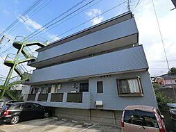 神奈川県横須賀市安浦町3丁目の賃貸マンションの外観