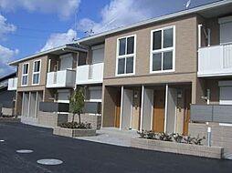和歌山県和歌山市矢田の賃貸アパートの外観
