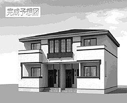 エレガントA B[2階]の外観