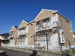 兵庫県神戸市西区北別府 5丁目の賃貸アパートの外観