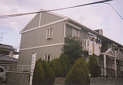 グランデ東香里[2階]の外観