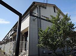 大阪府八尾市太田3丁目の賃貸アパートの外観