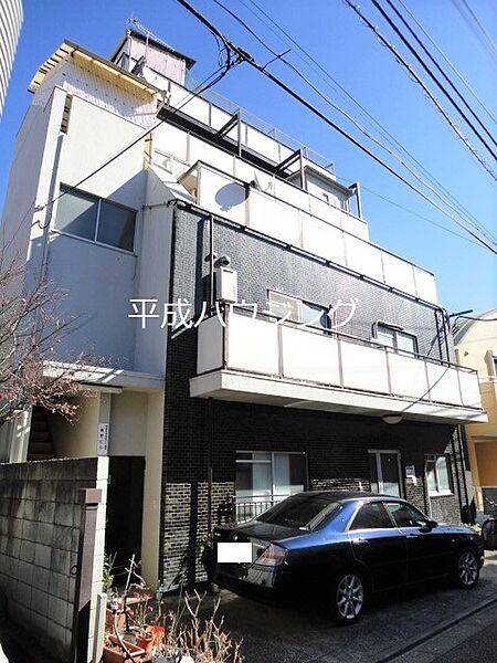 奥野ビル 2階の賃貸【東京都 / 新宿区】