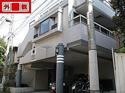 東京都豊島区駒込6丁目の賃貸マンションの外観
