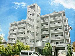 大阪府八尾市渋川町6の賃貸マンションの外観