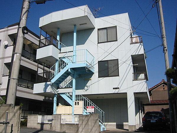 埼玉県北本市北本2丁目の賃貸アパート