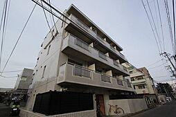 ウエストパレス奈る駒[4階]の外観