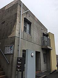 大阪府交野市星田西4丁目の賃貸マンションの外観
