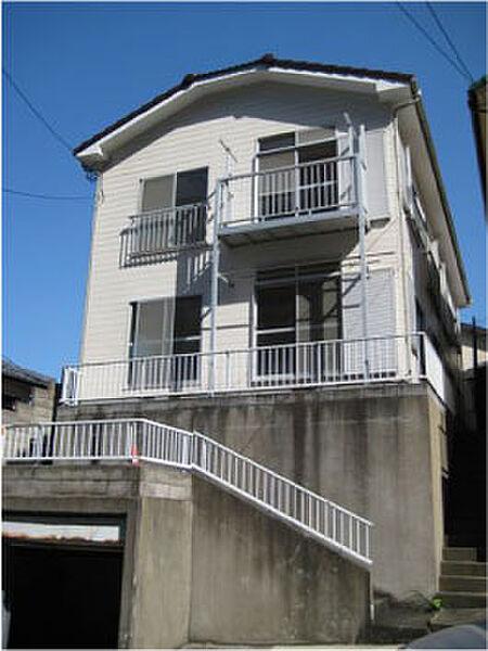長崎県長崎市滑石6丁目の賃貸アパートの外観