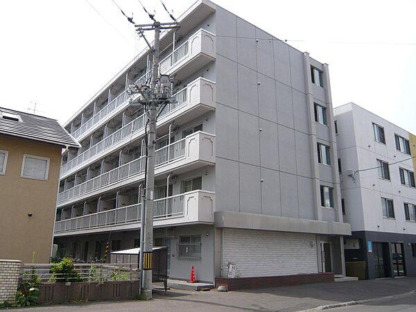ブルーベル北22 1階の賃貸【北海道 / 札幌市北区】