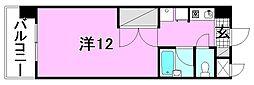 エトワール和泉[305 号室号室]の間取り