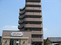 愛知県刈谷市新富町3丁目の賃貸マンションの外観