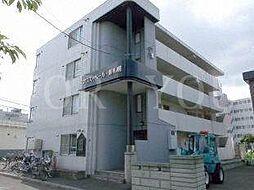 北海道札幌市厚別区厚別中央三条6の賃貸マンションの外観