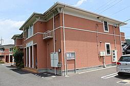 広島県広島市佐伯区五日市町大字上河内の賃貸アパートの外観