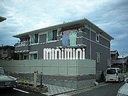 愛知県名古屋市中川区吉津2の賃貸アパートの外観
