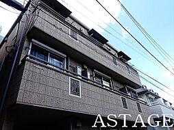 東京都杉並区下高井戸2丁目の賃貸マンションの外観