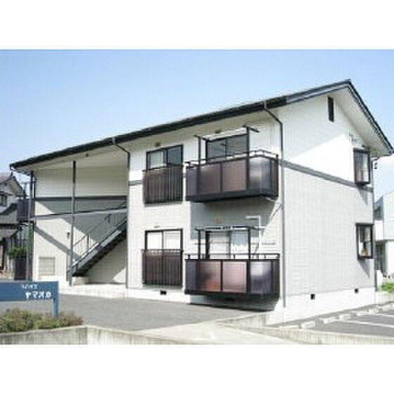 ハイツヤマオカ[1階]の外観