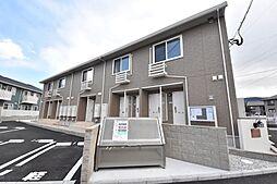 福岡県北九州市小倉南区横代北町3の賃貸アパートの外観