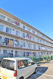 第一村田ロイヤルハイツ[4階]の外観