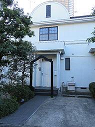 [タウンハウス] 神奈川県川崎市中原区小杉町2丁目 の賃貸【/】の外観