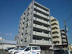 鹿児島県鹿児島市城南町の賃貸マンションの外観