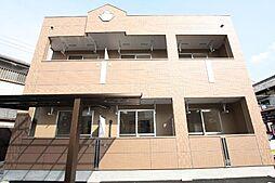香川県高松市花ノ宮町1の賃貸アパートの外観