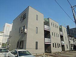 アクティブ弐番館[1階]の外観