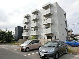 愛知県清須市阿原八幡の賃貸マンションの外観