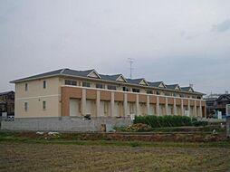 京都府乙訓郡大山崎町下植野寺門の賃貸アパートの外観