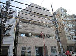 東京都文京区千駄木5丁目の賃貸マンションの外観