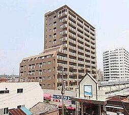 唐人町パークハウス[13階]の外観