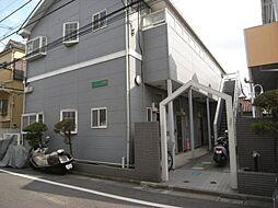 オークガーデン60A[2階]の外観