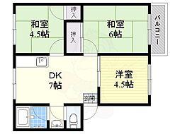 尼崎駅 5.3万円