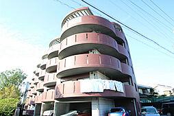 愛知県名古屋市守山区小幡南2丁目の賃貸マンションの外観