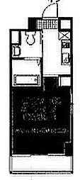リバティゲート[302号室]の間取り