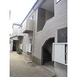 新潟県新潟市東区山木戸3丁目の賃貸アパートの外観