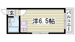 鈴蘭台駅 2.3万円