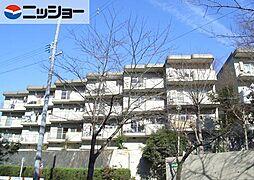 みゆきハイツA棟[3階]の外観
