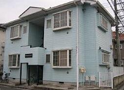 神奈川県横浜市金沢区柴町の賃貸アパートの外観
